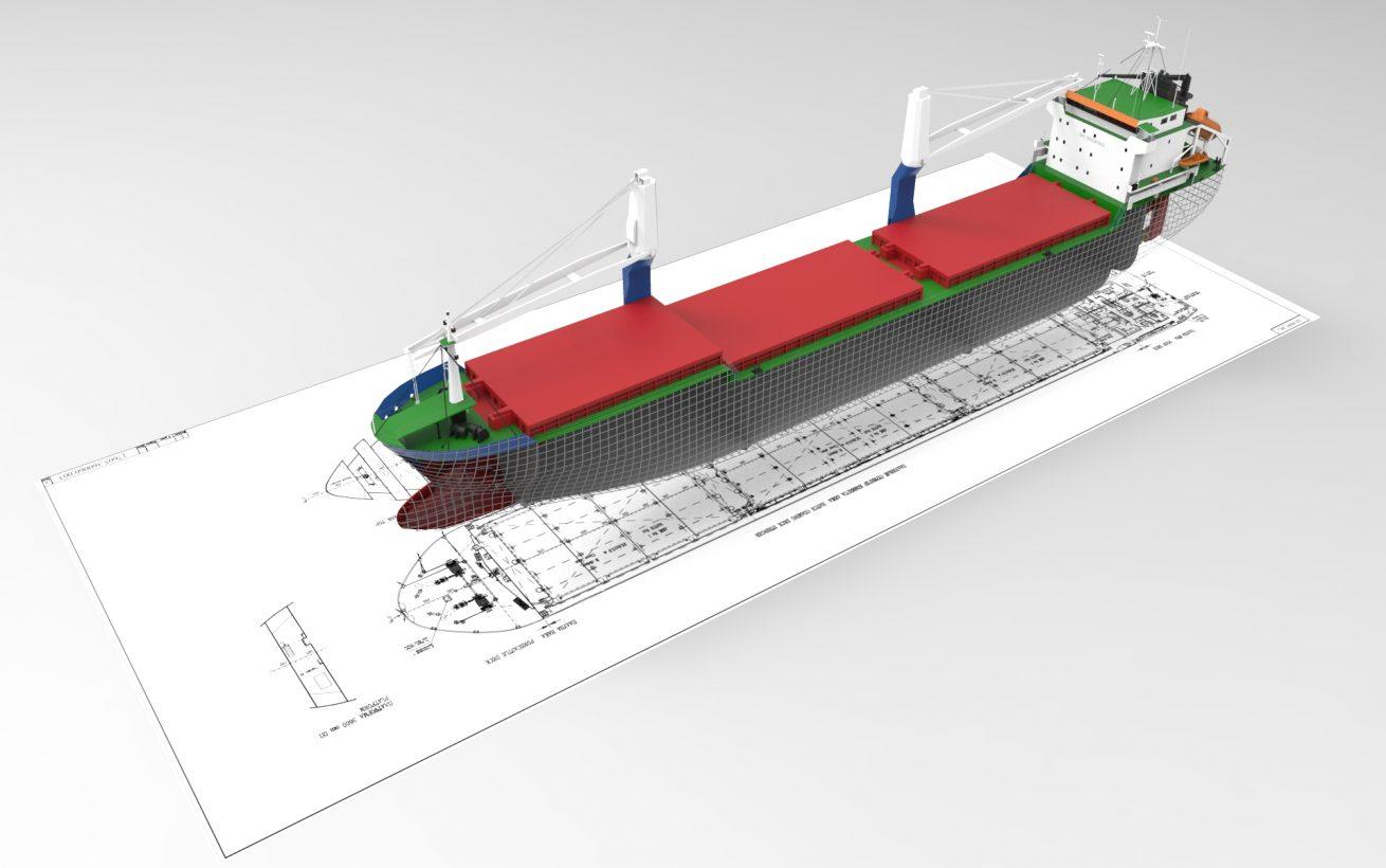 Корабно проектиране